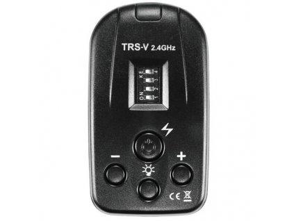 3810 trs v radiovy vysilac s regulaci intenzity a pilotni zarovky