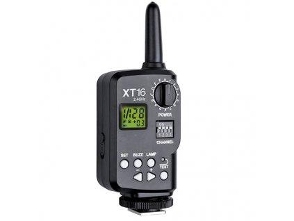 3918 xt16 radiovy vysilac pro zableskova svetla basic pro 300ws