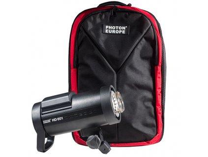 4137 hd 601 hss bateriovy zablesk batoh na 2ks svetel