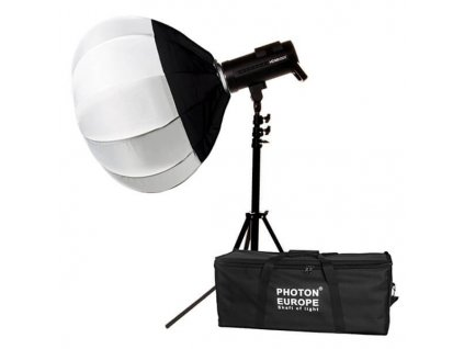 4305 hd ttl 610 bateriovy zablesk outdoor softbox set