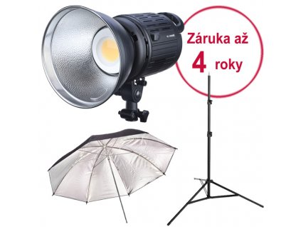 LED STUDIOVE SVETLO SET BASIC4