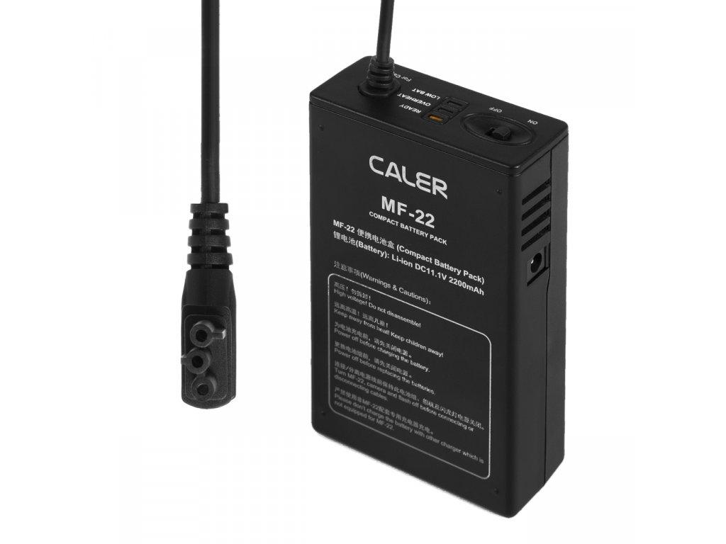 11135 externi bateriovy zdroj caler mf 22 pro nikon
