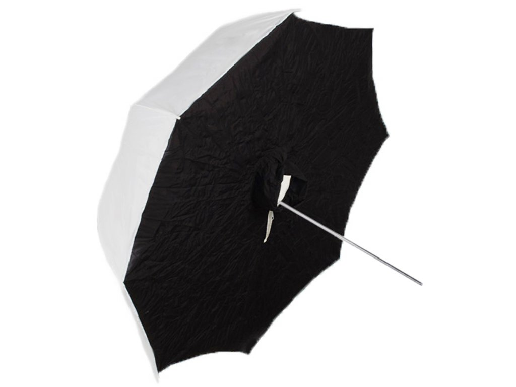 Deštníkový softbox průsvitný 100cm