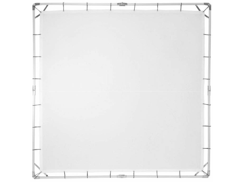 11750 skladaci difuzni panel butterfly scrim panel 3x3m