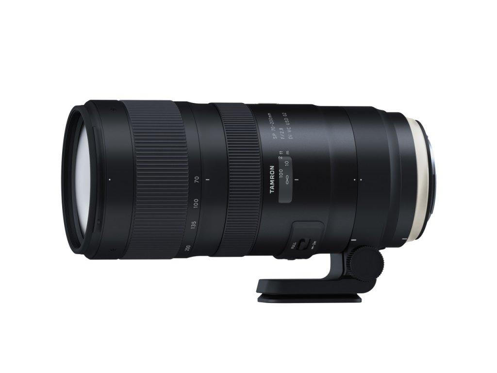 11762 objektiv tamron sp 70 200mm f 2 8 di vc usd g2 pro canon