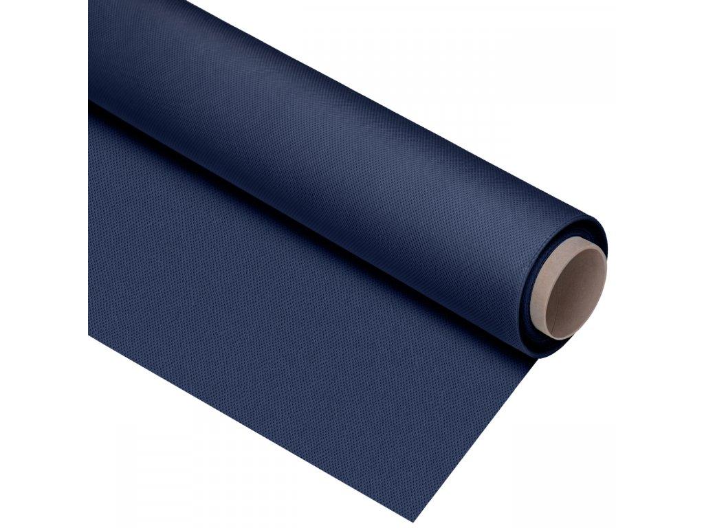 12083 polypropylenove fotograficke pozadi 2 7x5m tmave modre