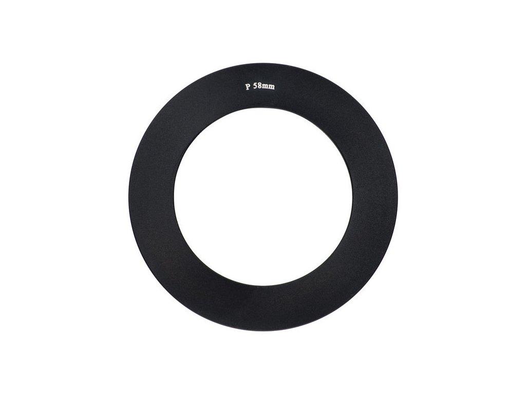 12356 adaptacni krouzek cokin p system objektiv 58mm