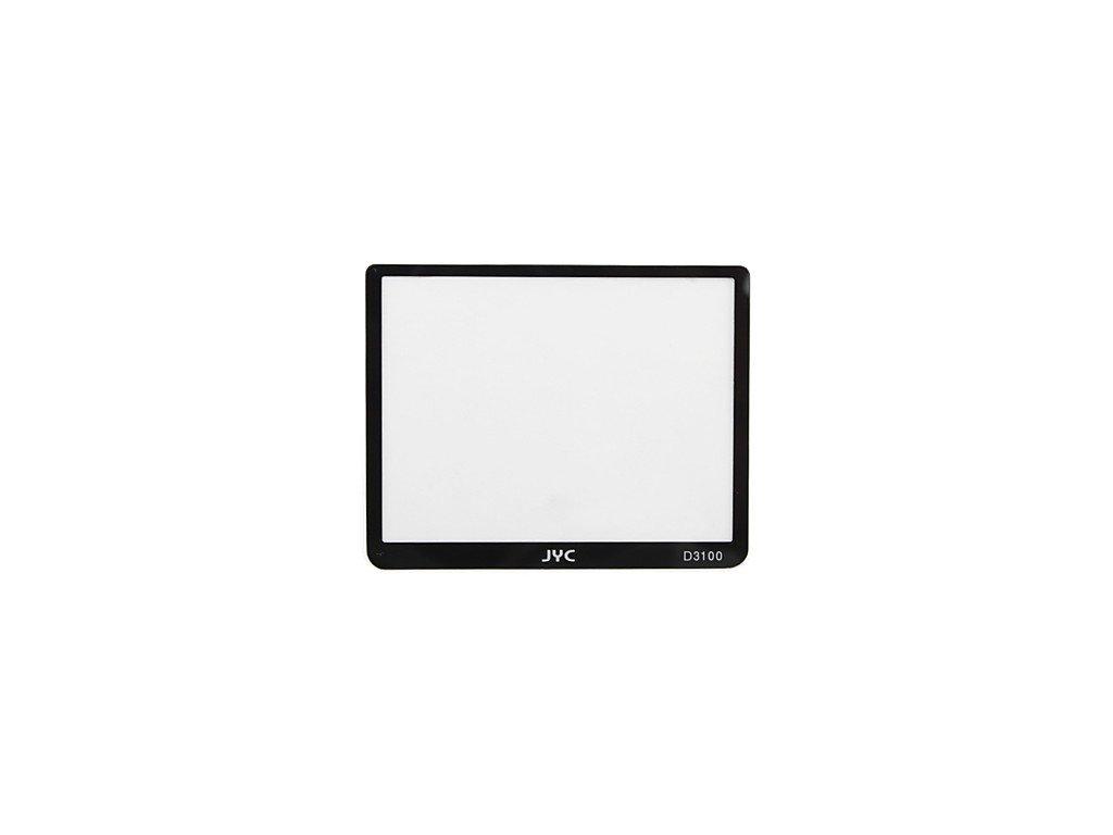12449 jyc lcd screen protector ochrana displeje nikon d3100