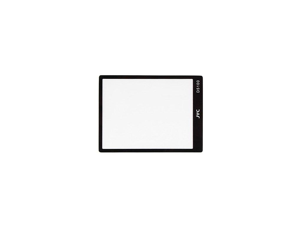 12461 jyc lcd screen protector ochrana displeje nikon d5100