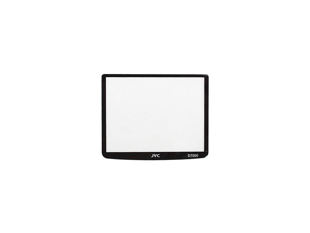 12467 jyc lcd screen protector ochrana displeje nikon d7000