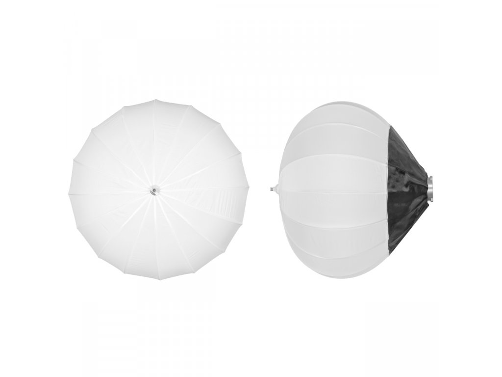 12884 balonovy softbox db 85 cm rychlorozkladaci adapter bowens