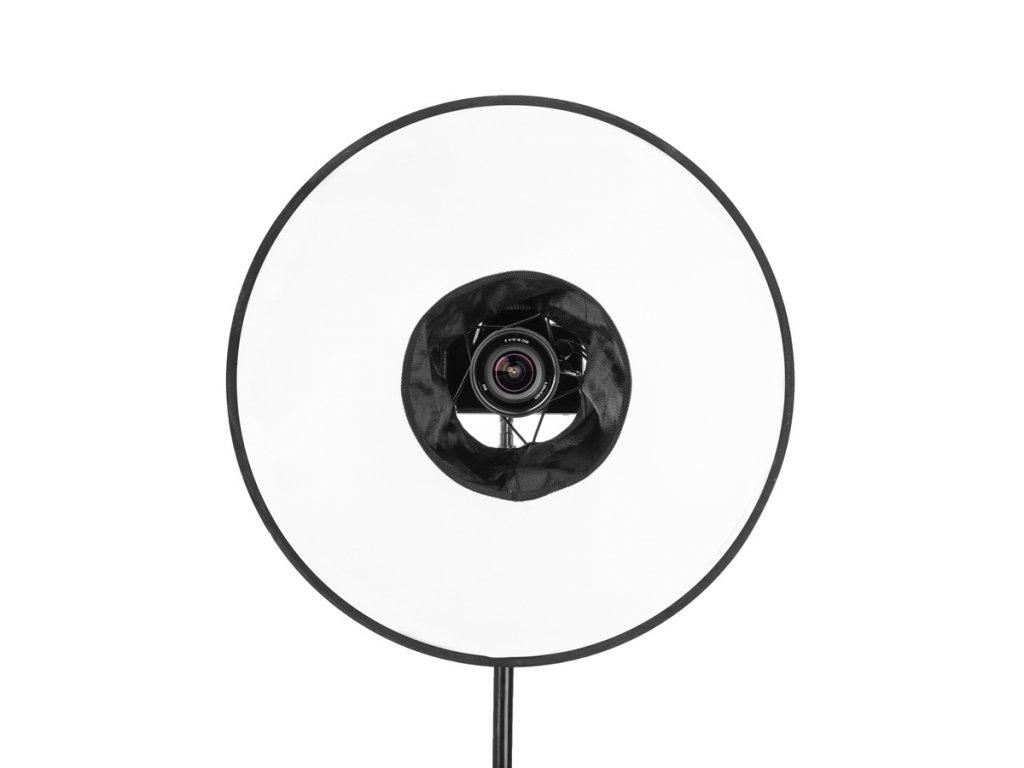 13019 kruhovy softbox pro externi blesk 45 cm