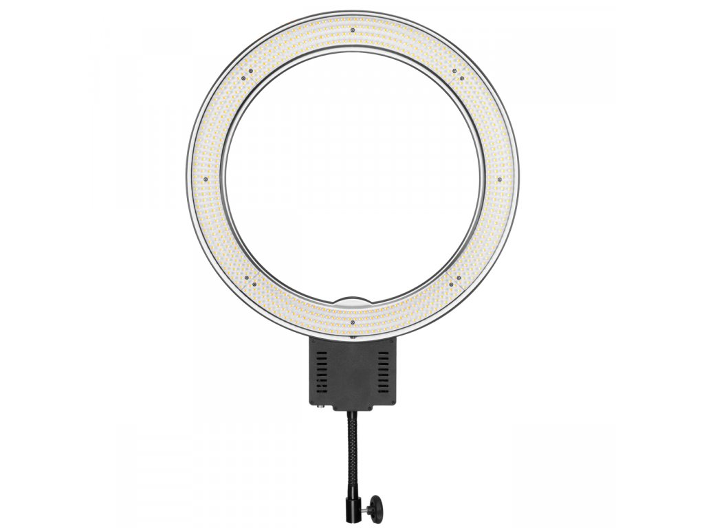 13349 kruhove led trvale svetlo 5600k ring light cn r640