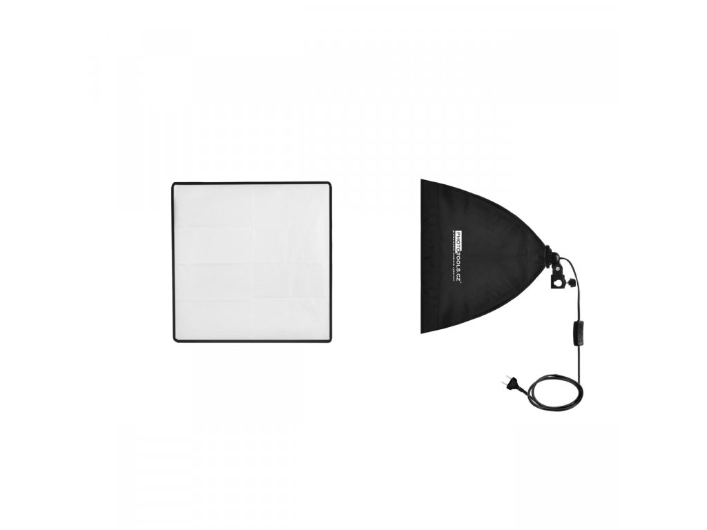 13388 daylight et 40cm softbox