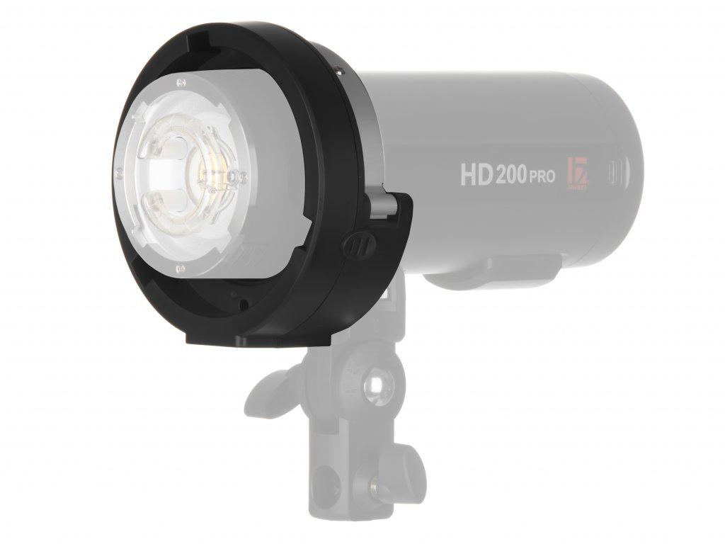 Bowens adaptér pro blesk HD 200 PRO