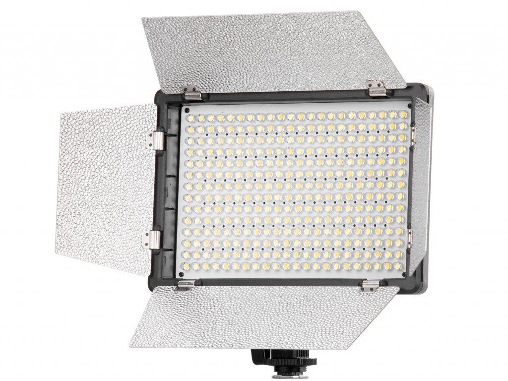 Hybridní bi-color LED trvalé světlo EF Panel 20 II, 2700-6500K