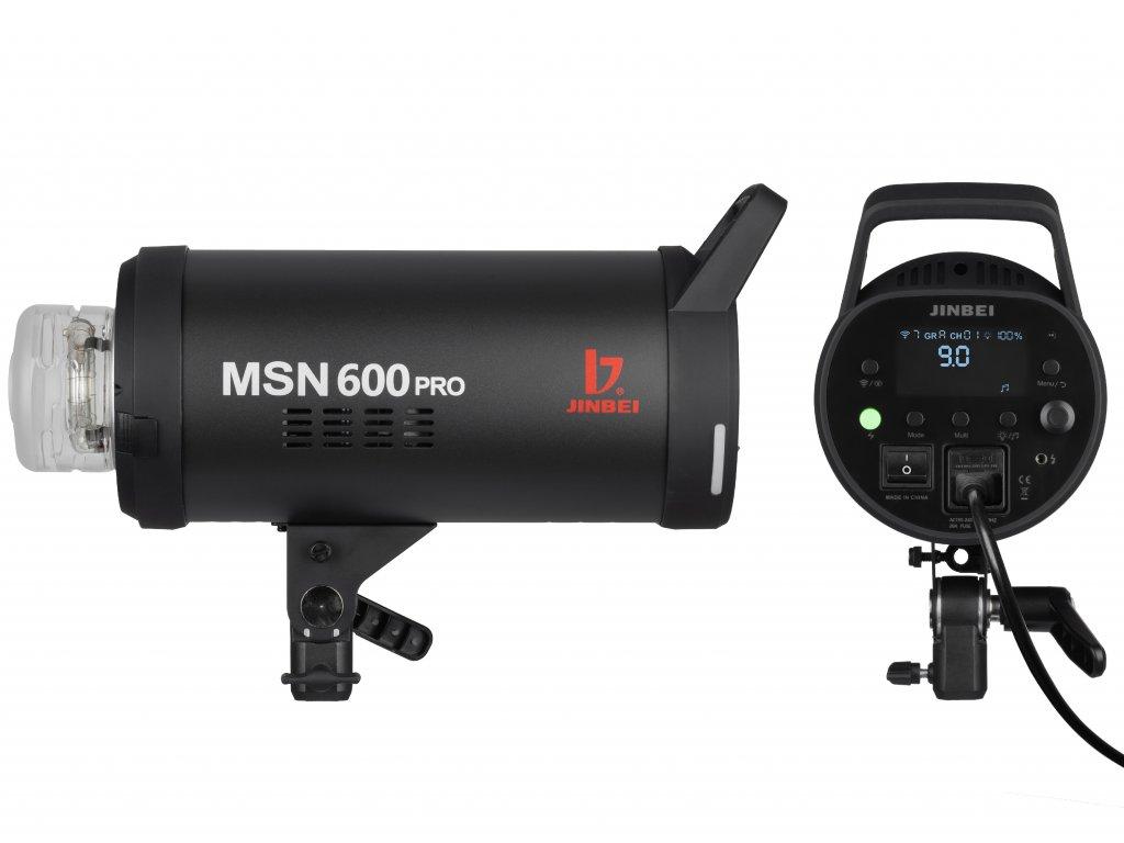 Jinbei MSN 600 PRO
