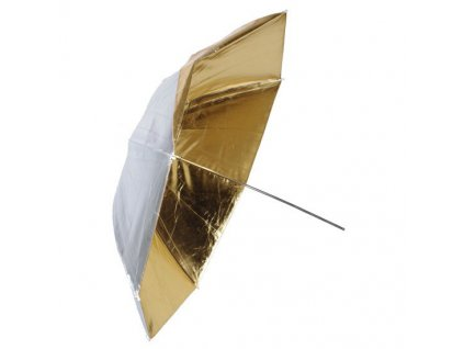 11387 fotograficky zlaty stribrny destnik 102cm
