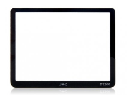 12452 jyc lcd screen protector ochrana displeje nikon d3200