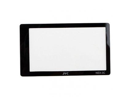 12482 jyc lcd screen protector ochrana displeje sony nex3 5