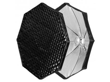 12782 beauty dish 120 cm rychlorozkladaci s vostinou adapter bowens