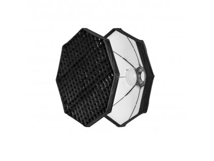 12809 beauty dish 80 cm bily rychlorozkladaci s vostinou adapter bowens