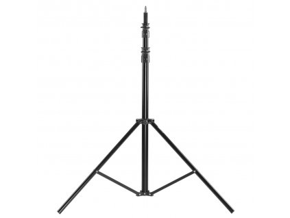 13094 stojan stativ pro svetlo blesk aluminium pruzinovy 2 5m