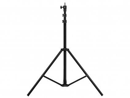Stojan - stativ 2,5m s křížovou hlavou a plynovou brzdou pro studiové světlo, blesk