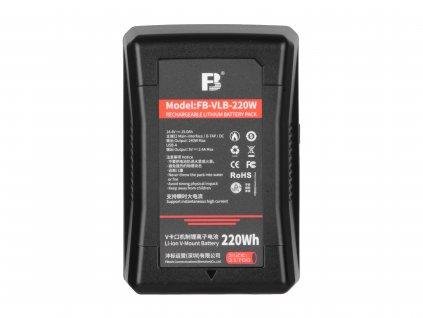 V-Mount baterie FB-LVB Li-ion 220 Wh