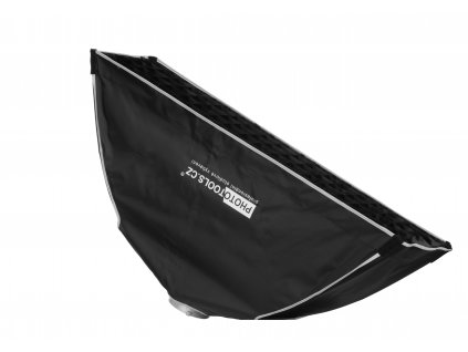 Stripbox KH 23x91 cm, rychlorozkládací s voštinou, adaptér Bowens