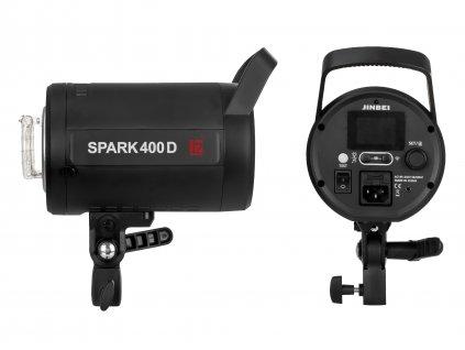 Digitální studiový blesk SPARK 400D