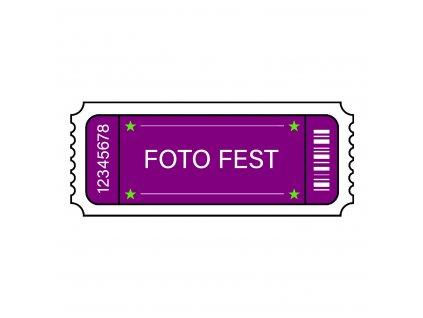 online fotofest vstupenka