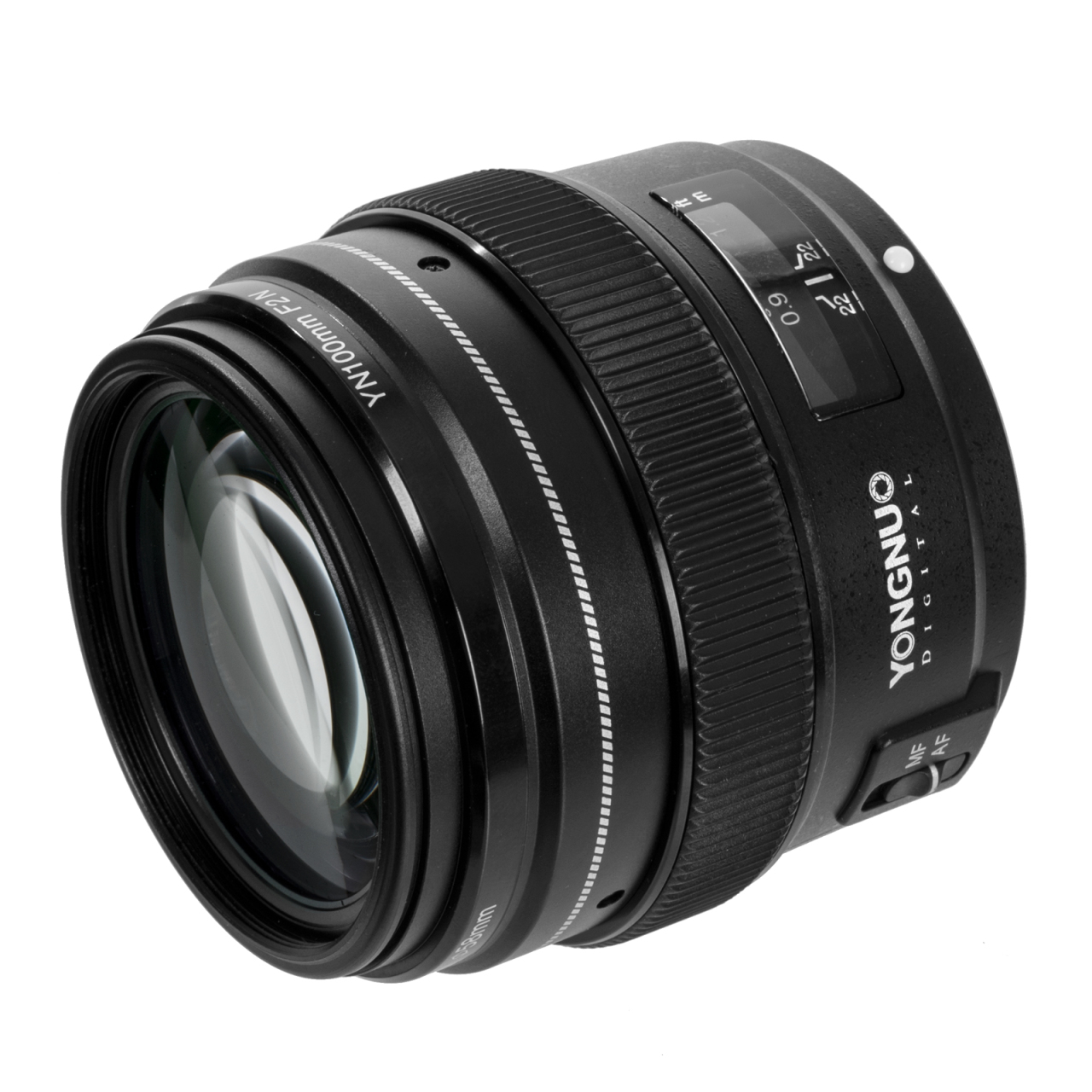 Objektiv Yongnuo 100mm f/2 Nikon