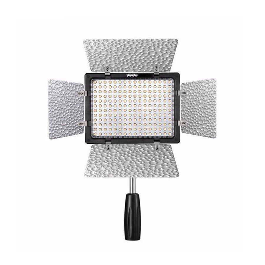 Hybridní bi-color LED trvalé světlo Yongnuo YN160 -  III, 3200 - 5500 K