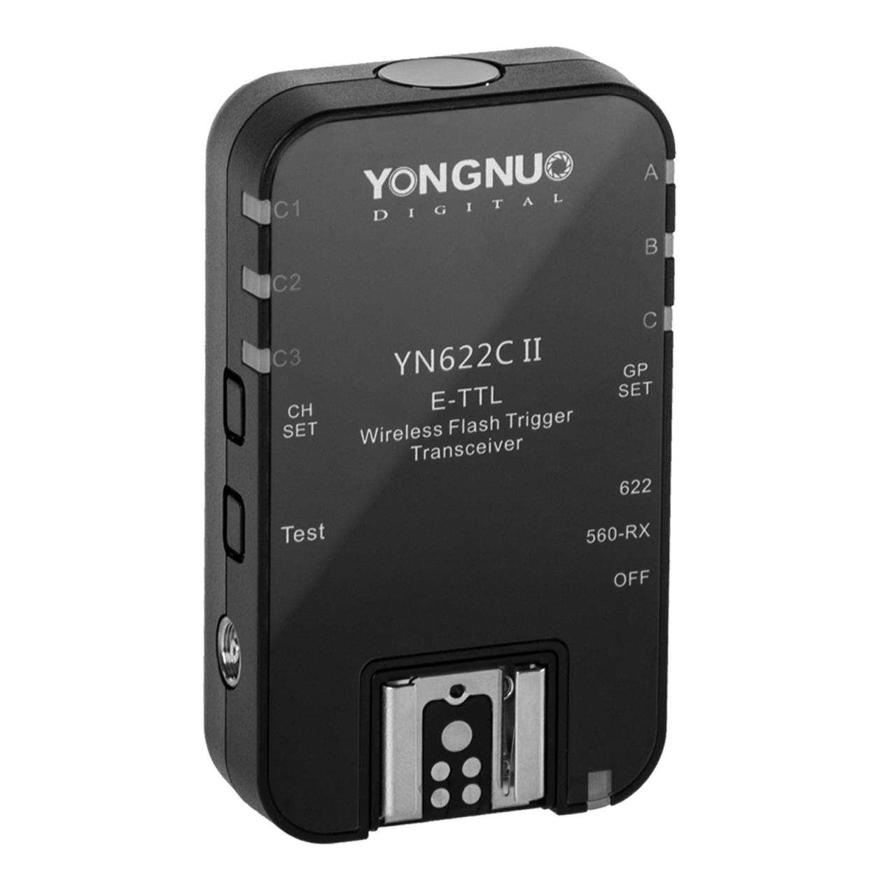 Bezdrátový radiový odpalovač Yongnuo YN-622C II