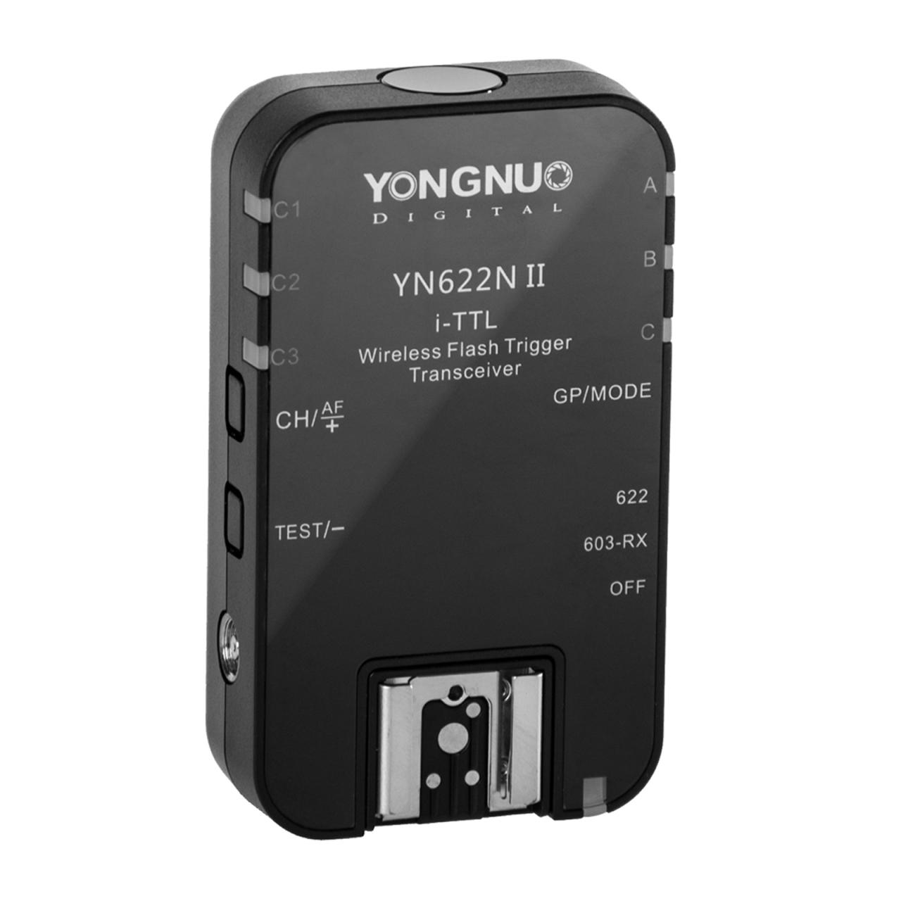 Bezdrátový radiový odpalovač Yongnuo YN-622N II
