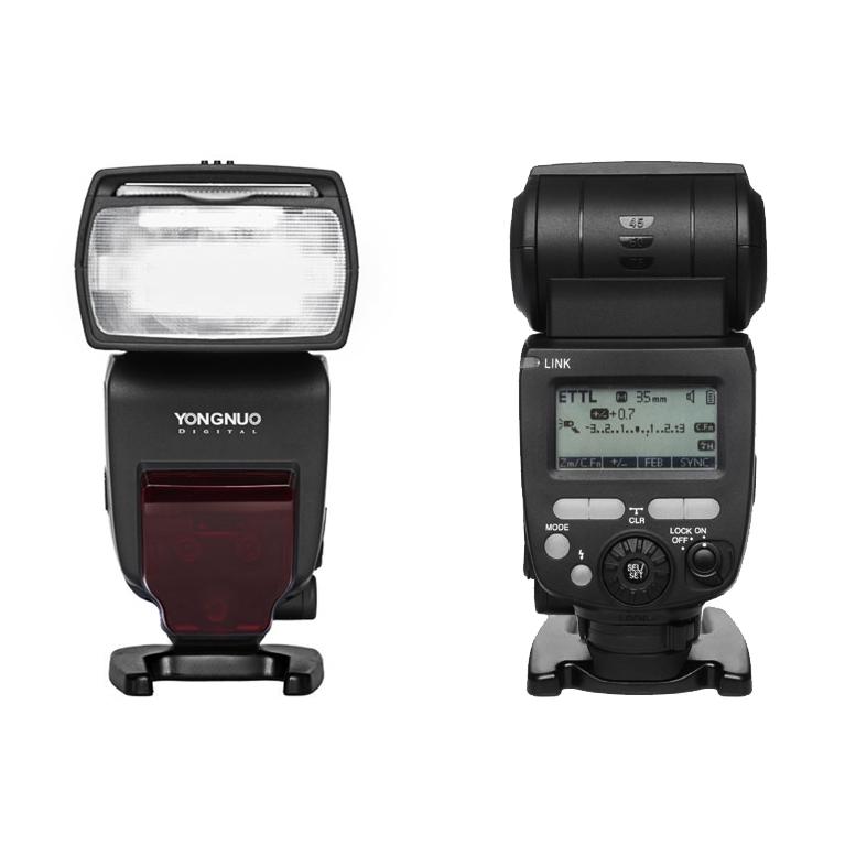 Externí systémový blesk YONGNUO YN685 Canon, GN60
