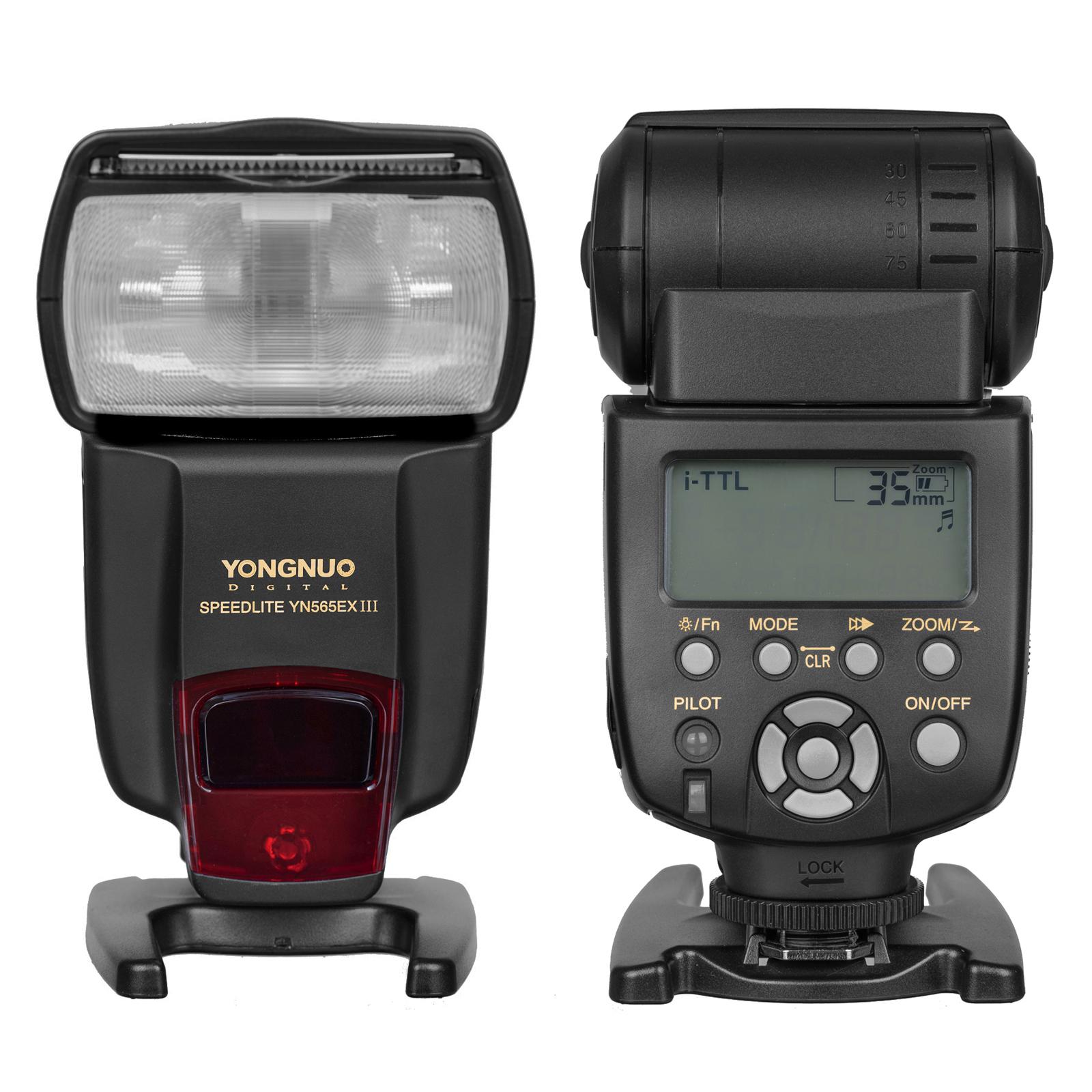 Externí blesk YONGNUO YN565EX-III Speedlite, GN58, TTL Nikon
