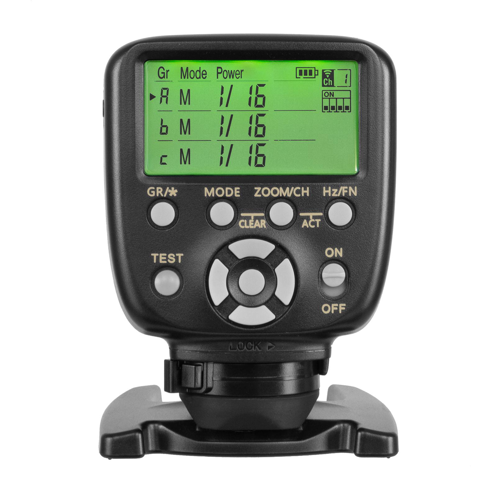 Bezdrátová řídící jednotka pro blesky YONGNUO YN560-TX II Nikon