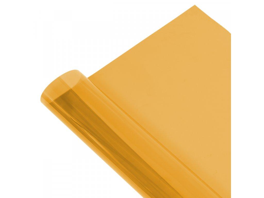 Gélový filter -  oranžový, 1x1 m