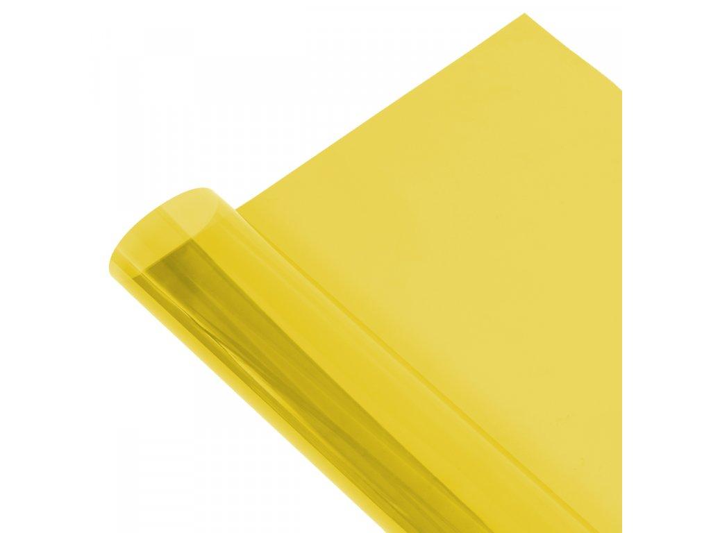 Gélový filter -  žltý, 1x1 m