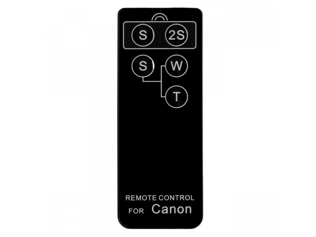IR diaľkové ovládanie pre Canon JYC RC-6