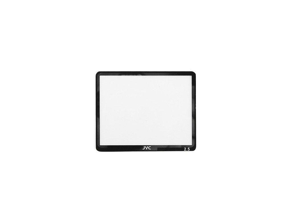 "JYC LCD Screen Protector ochrana displeja univerzálna 2,5 """