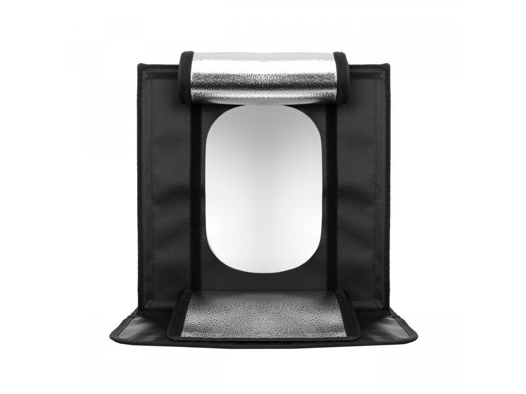 LED fotografický stan 40x40 cm
