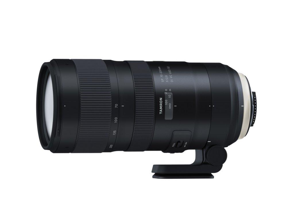 Objektív Tamron SP 70-200mm F/2.8 Di VC USD G2 pro Nikon
