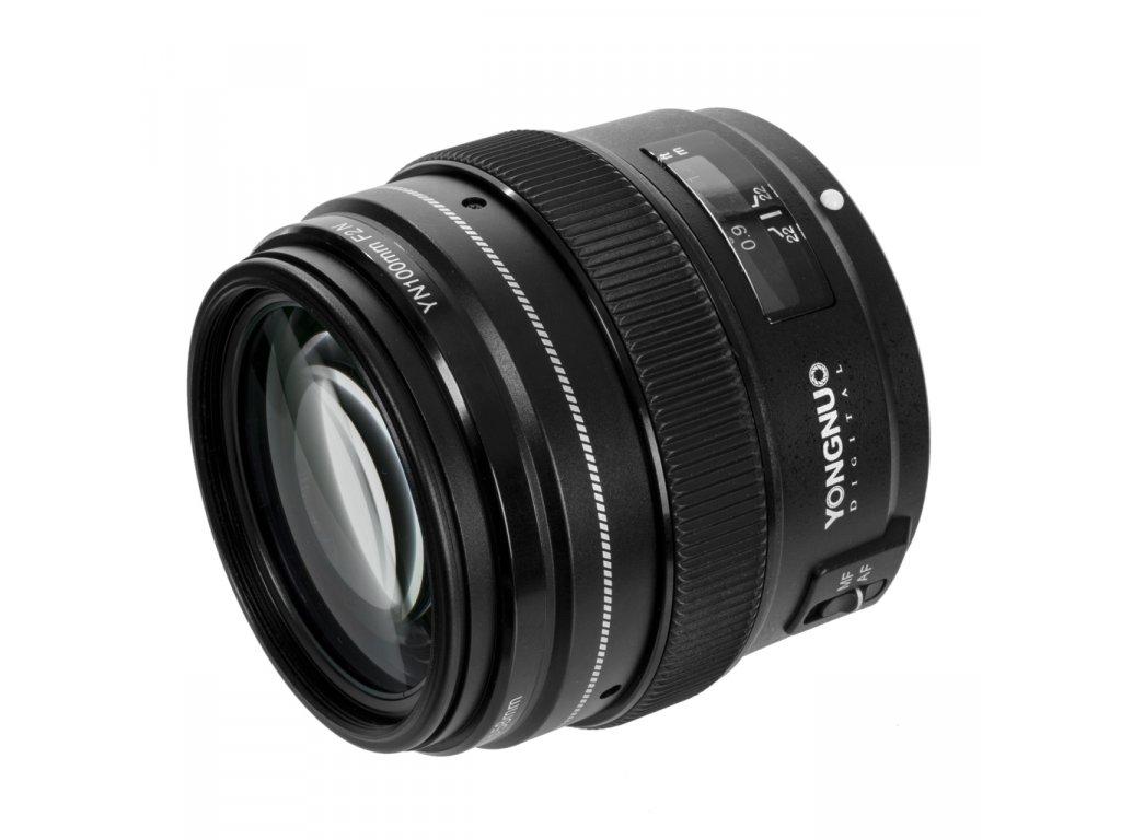 Objektív Yongnuo 100mm f/2 Nikon
