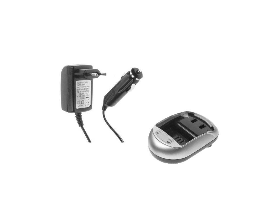 AV-MP univerzálna nabíjacia súprava pre foto a video akumulátory
