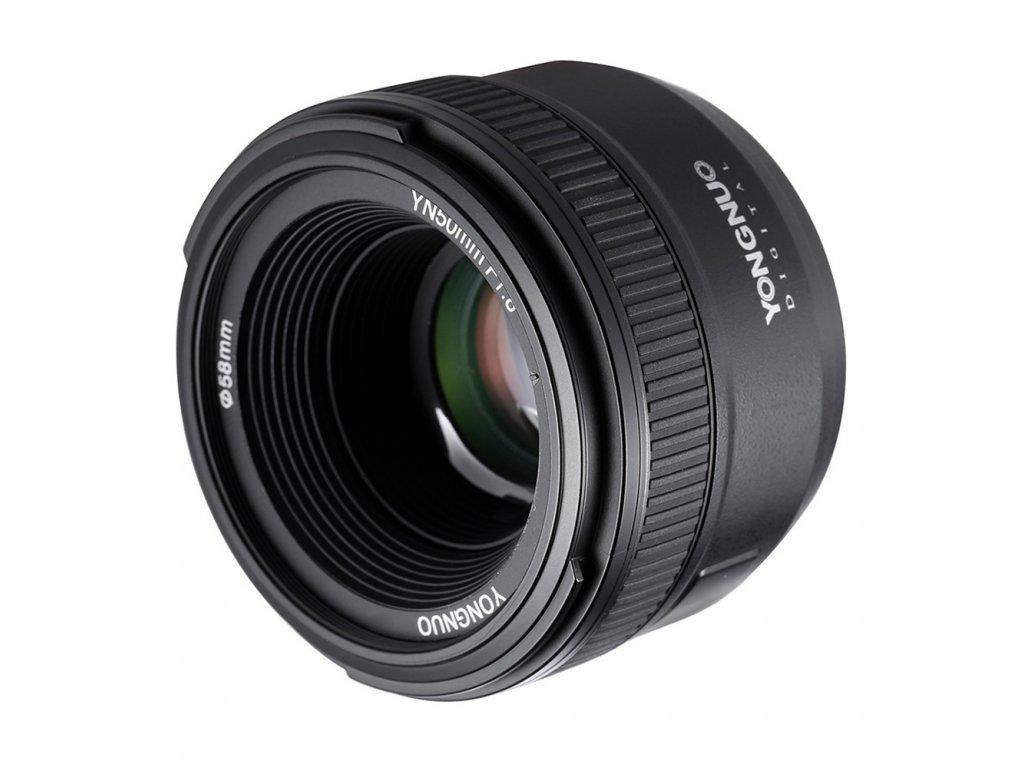 Objektív Yongnuo 50mm f/1.8 Nikon