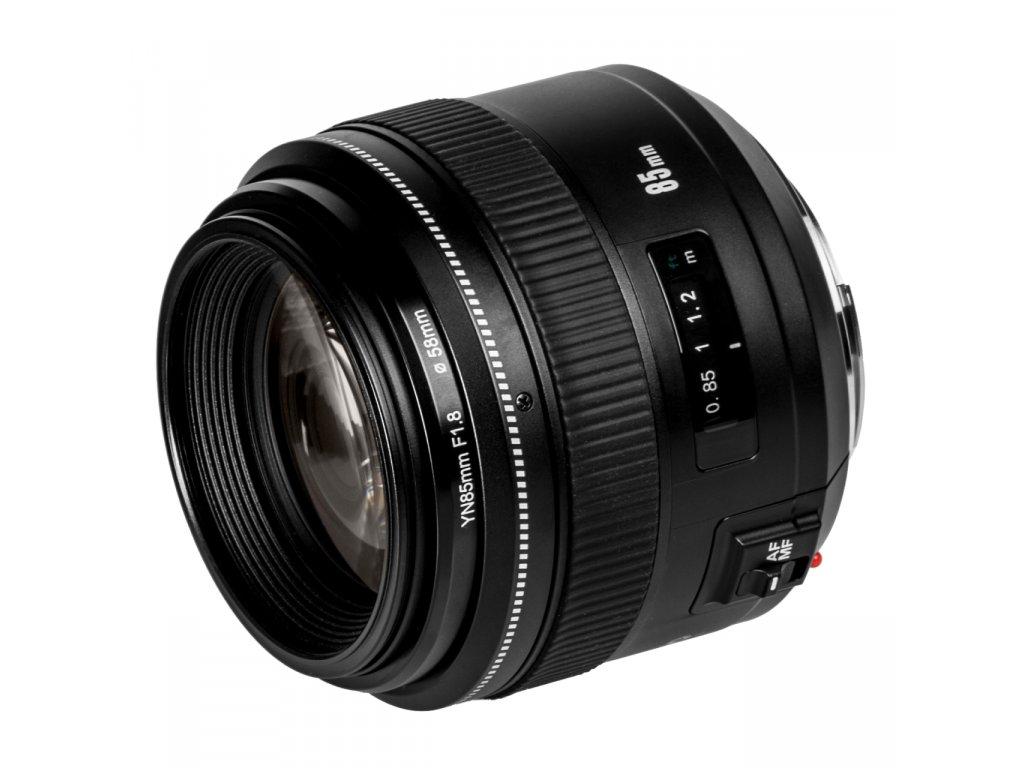 Objektív Yongnuo 85mm f/1.8 Canon EF