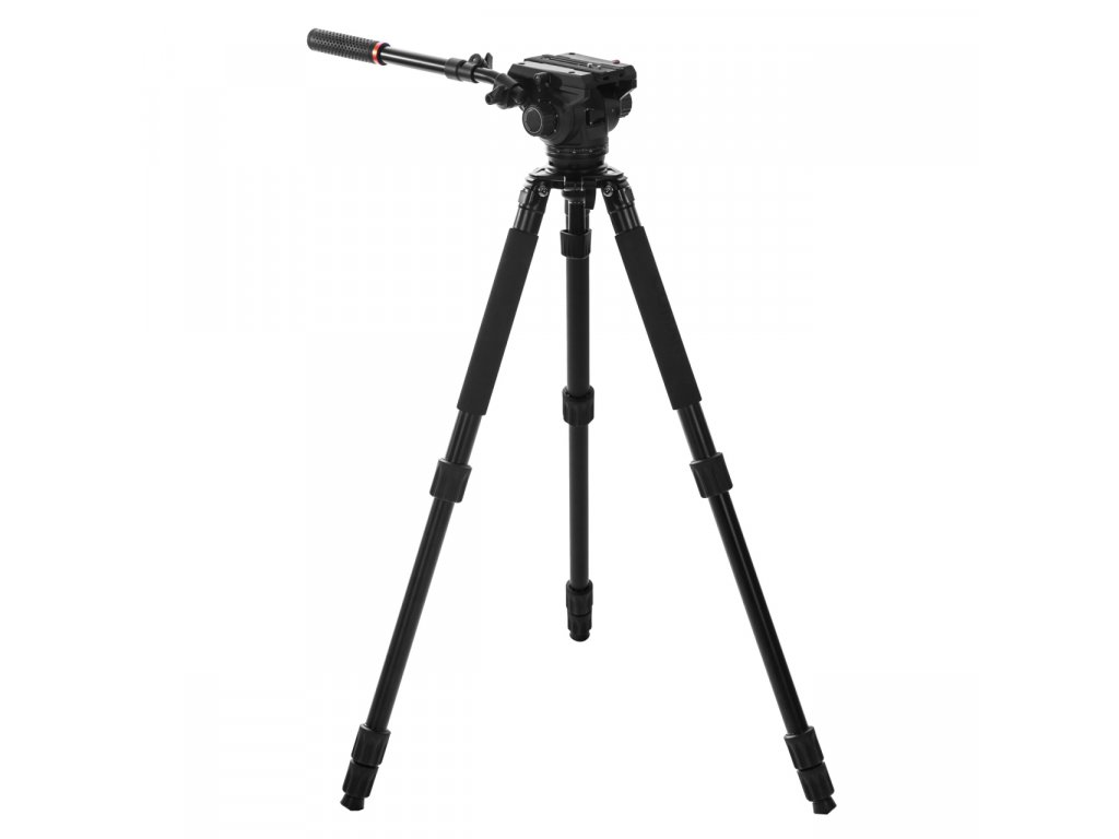 Profesionálny kamerový statív Coman - TG340AT + Q7